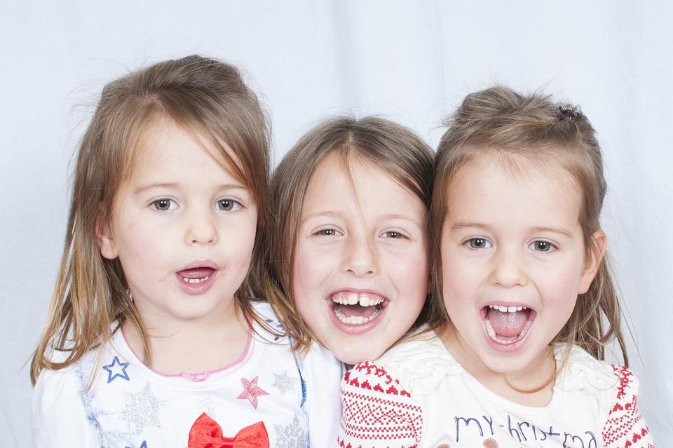 3人の子供