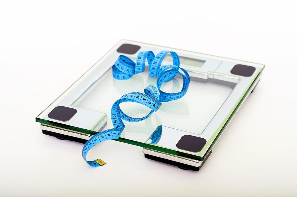 体重計メジャー