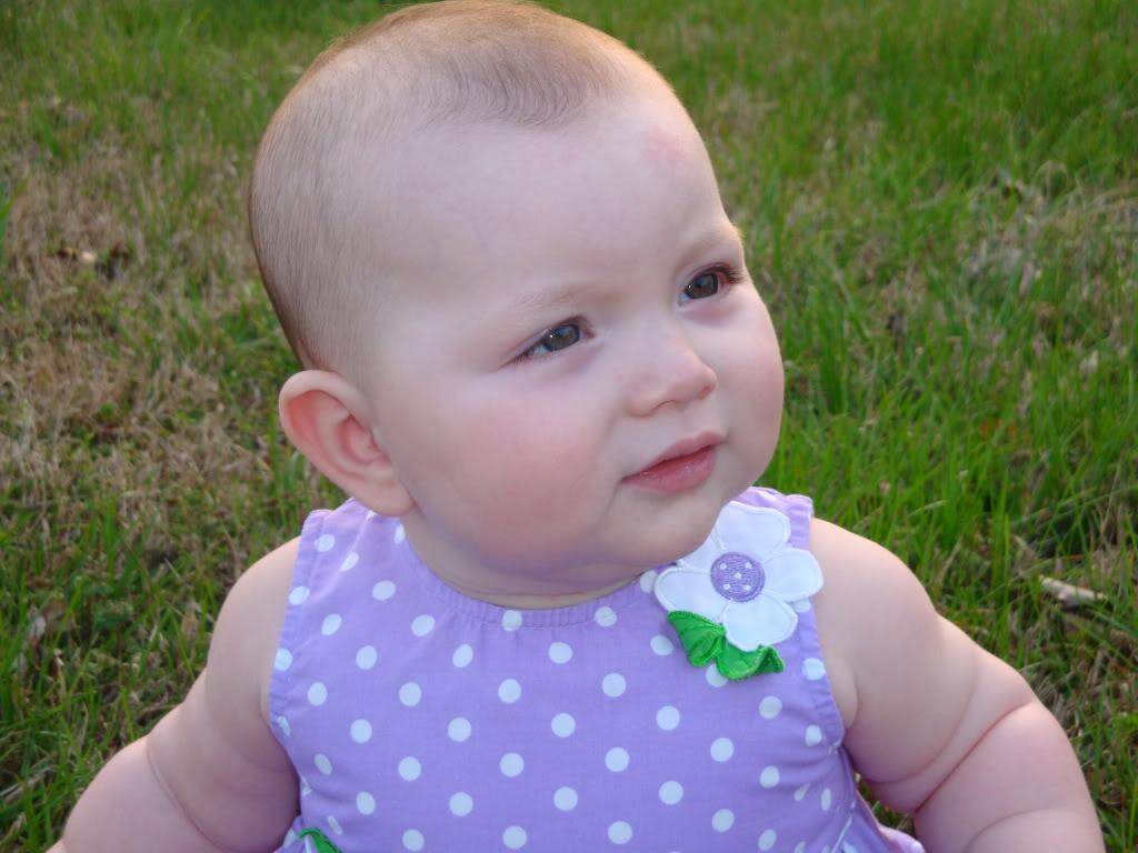 赤ちゃん ハゲ