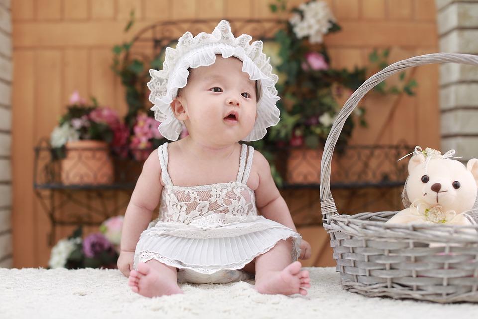 赤ちゃん ナイトキャップ