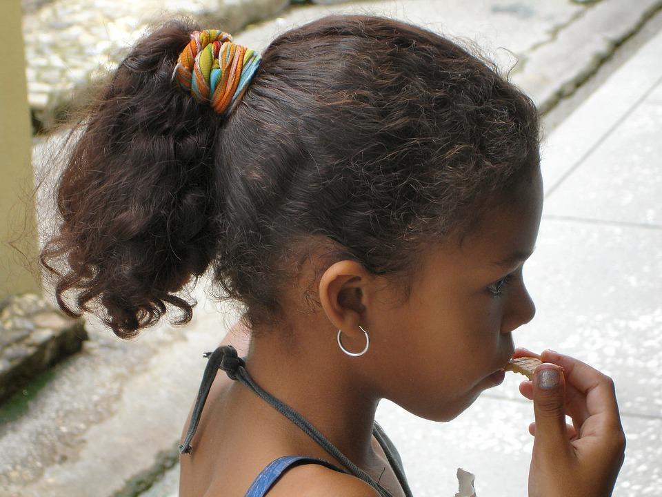 ヘアスタイル 子供 少女