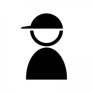 帽子 ハゲ